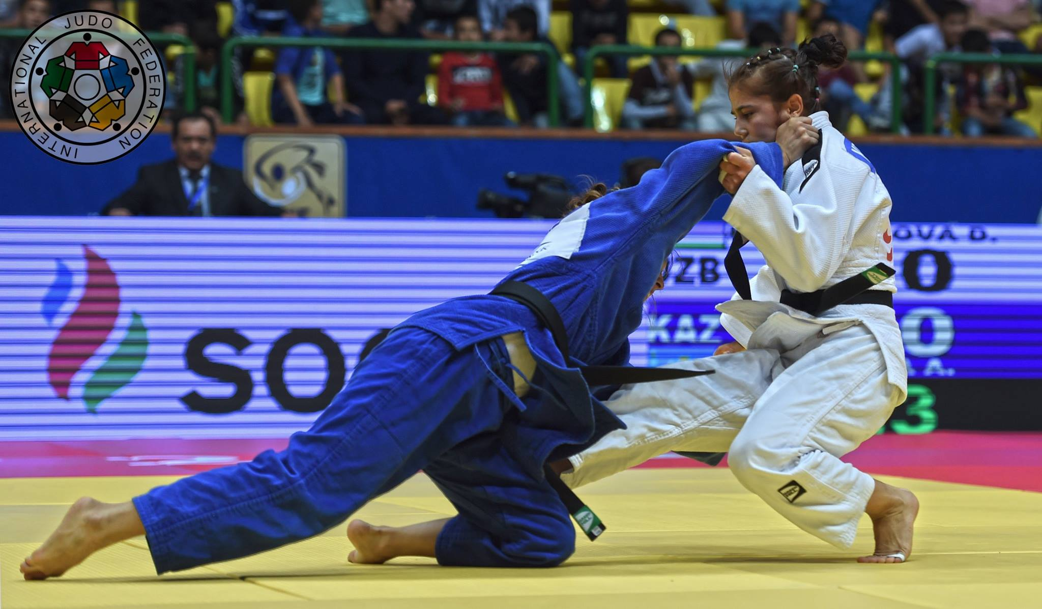 Cadet Asian Judo Cup and Junior Asian Judo Cup launch in Tashkent