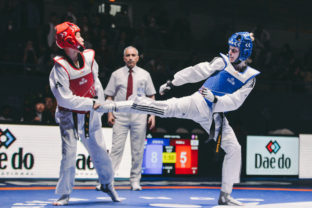 Uzbekistan's athletes earn three medals at the 2018 World Taekwondo Junior Championships