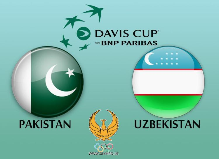 Davis Cup. Uzbekistan finish the first day at 1-1