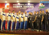 "WSB VII мавсум: ""Uzbek Tigers"" ва ""Patriot Boxing Team"". LIVE"