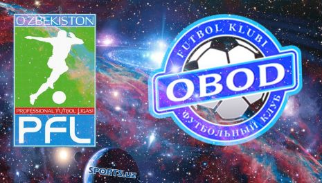 FC Obod and FC Kokand-1912 earned the initial point of 2017 Uzbekistan Oliy League