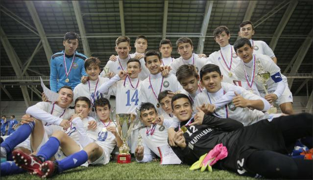 U-14, U-15 and U-16 FC Pakhtakor have been invited to participate in international tournaments