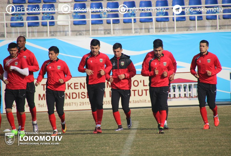 FC Lokomotiv resumed training sessions without key players after the loss to Esteghlal FC