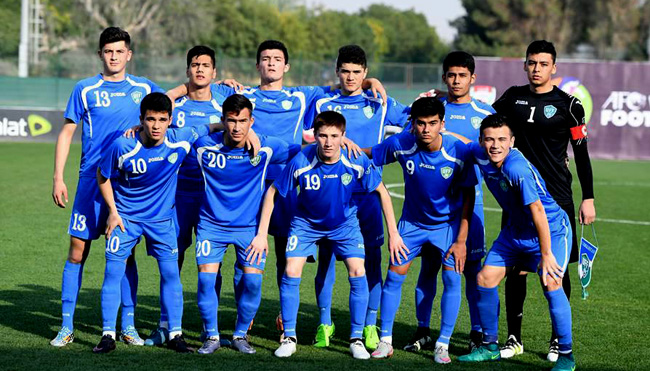 U-19 Uzbekistan national team will resume training sessions in Belgrade, Serbia on April 16