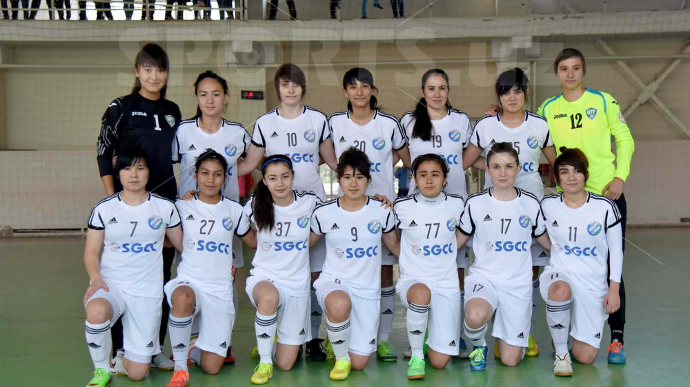 Sevinch team have won Uzbekistan Women's Futsal Championship before the last matchday