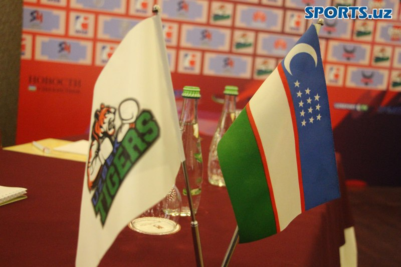 Uzbek Tigers announced their squad for the fights against China Dragons