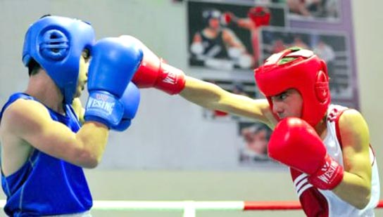 Uzbekistan's boxers earned four medals in Nikolay Pavlyukov Memorial Tournament in Russia