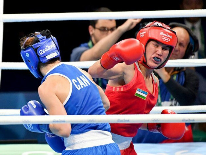 Uzbekistan women's national boxing team has been invited to attend training sessions will be held in Hebei, China