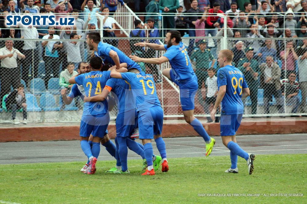 Oliy Liga. FC Kokand-1912 bag all three points as they secured a 1-0 victory over FC Obod
