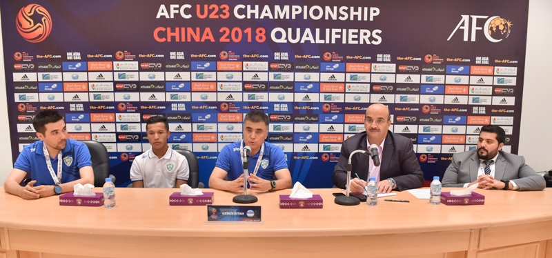 Ravshan Khaydarov: Decisive two matches ahead for Uzbekistan in AFC Under-23 Championship qualifiers