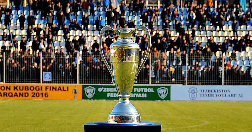 Uzbekistan Cup. The Leg One matches of 1/8 finals have been finished off
