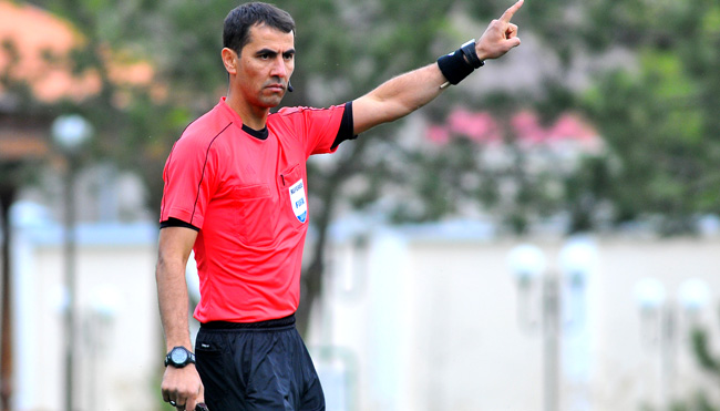 Ravshan Irmatov will officiate in Australia and Germany match in 2017 FIFA Confederations Cup