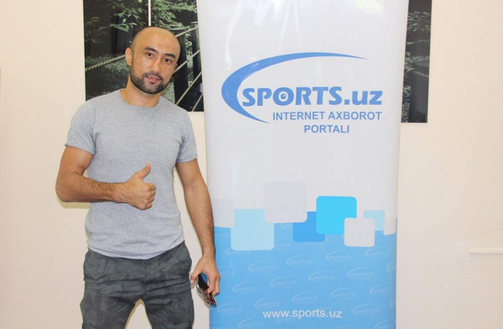 Uzbekistan's Muay Thai Champion Anvar Boynazarov will square off in another fight in EM Legend