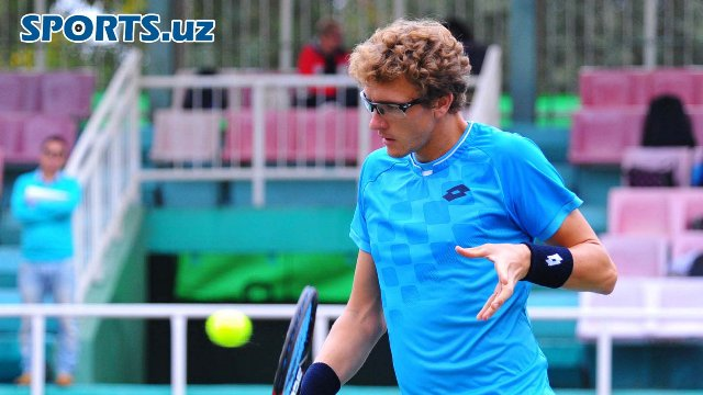 Uzbekistan's tennis players slipped down in the ATP world singles rankings