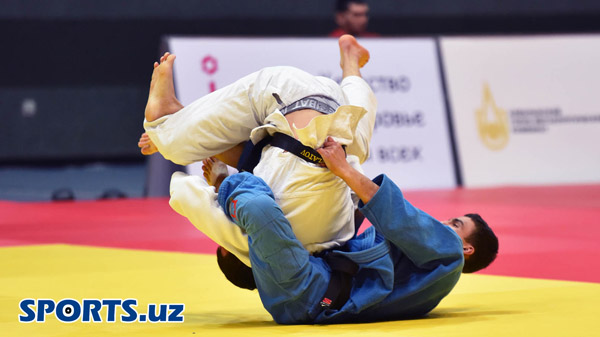 Perfect start by Uzbek Judoists in Uchkun Muradov Memorial Judo Tournament